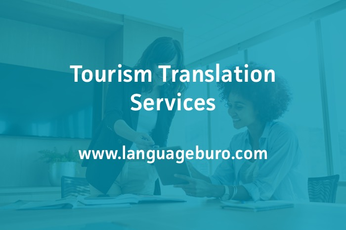 Travel & Tourism Translation Services